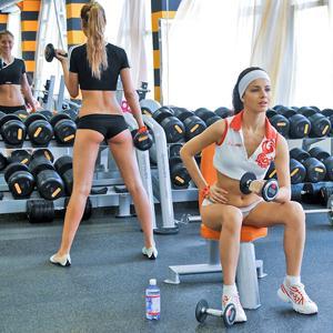 Фитнес-клубы Красногвардейского