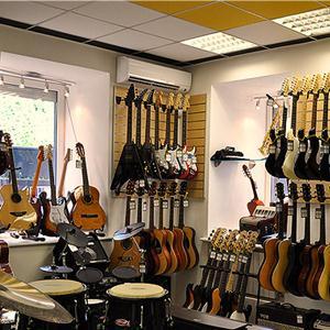 Музыкальные магазины Красногвардейского