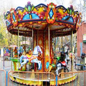 Парки культуры и отдыха Красногвардейского