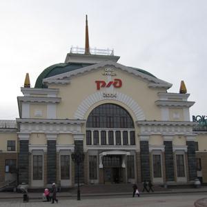 Железнодорожные вокзалы Красногвардейского